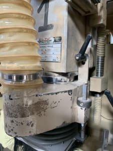 Centro de Mecanizado CNC MONBA COMB12-CNC