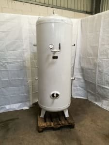 BOGE Compressed Air Tank