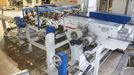 Cortadora de tableros contrachapados RIBES-CASTILLO EC-4 MINI