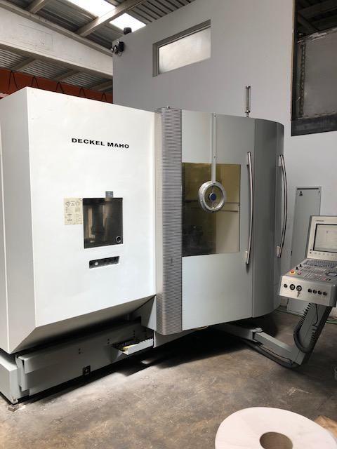 centro CNC Deckel