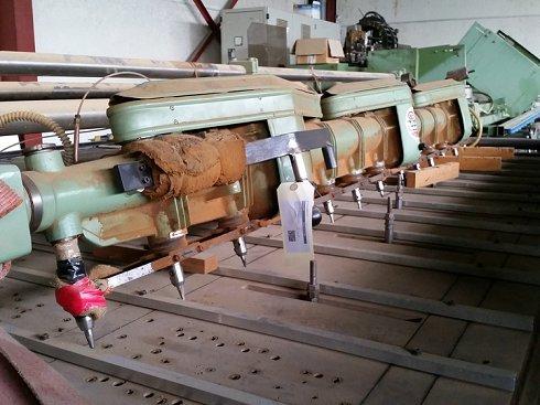 Fresadoras para madera