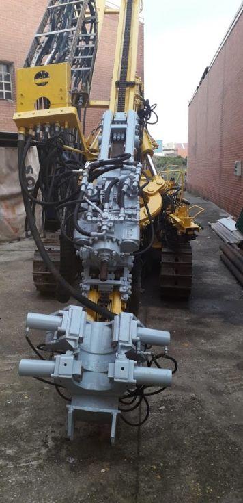 Perforadora hidráulica
