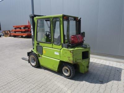CLARK 6 PM 30L Gas Forklift