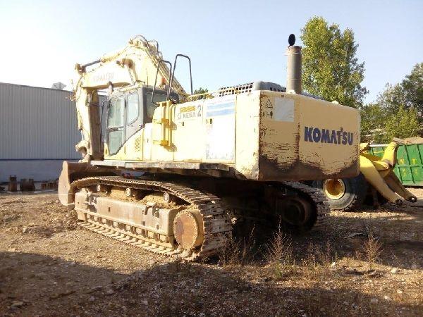 Komatsu pc600-7k