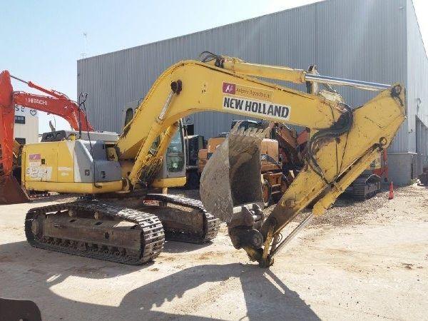 New holland e265