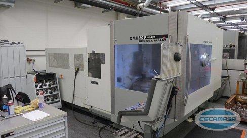 Centro de mecanizado DECKEL MAHO DMU 80 P hi-dyn