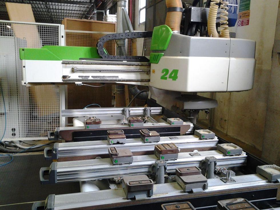 Centros de mecanizado Biesse Rover 24 ATS