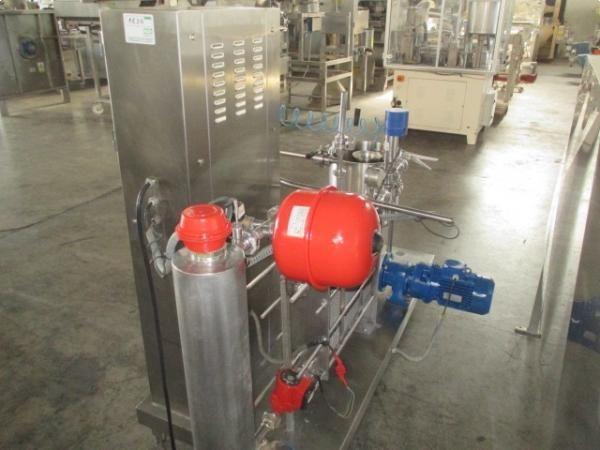 Pasteurizador de huevo eléctrico ATA