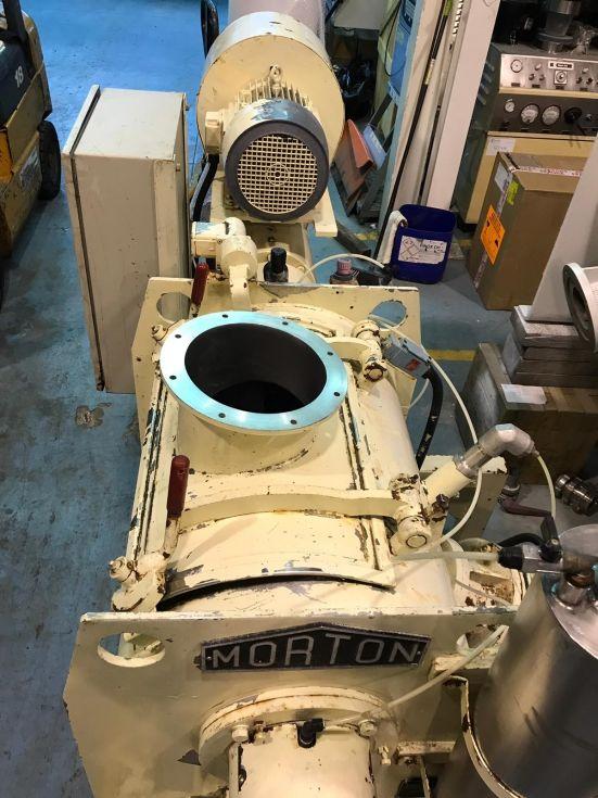 Mezclador de palas morton fm-130-d 130 litros de segunda mano