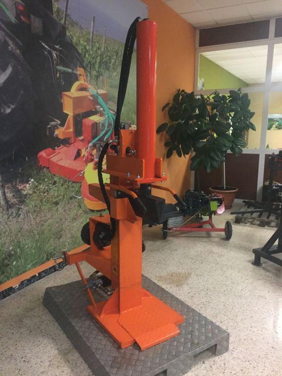 Astilladora tractor