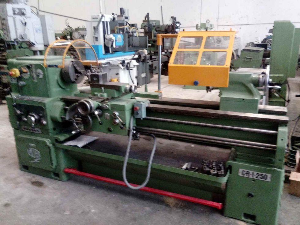 Torno Lacfer CR1-250 de 1500