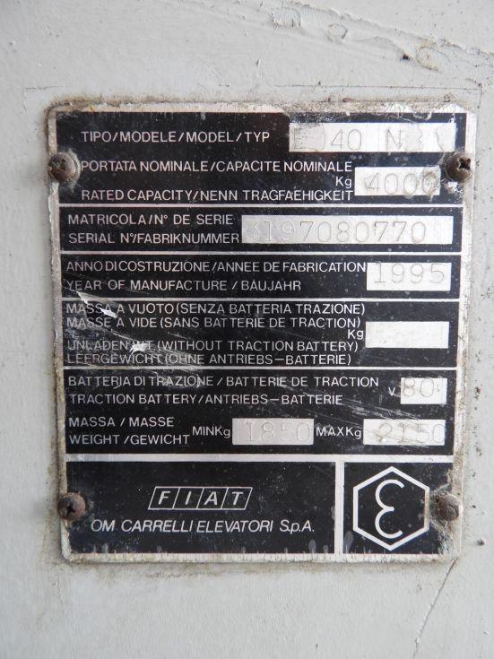 Carretilla elevadora