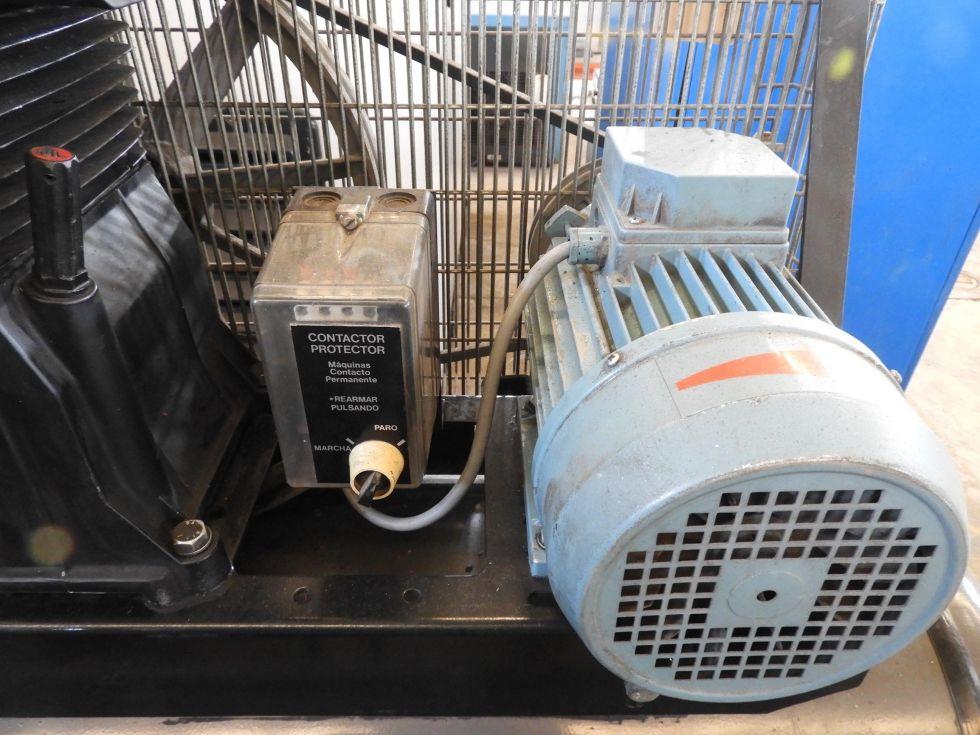 Compresor de pistón