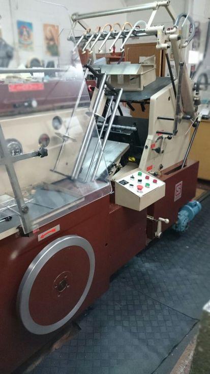 Troqueladora- Stamping automática