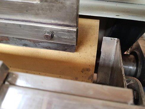 Barnizadoras para el sector de la madera