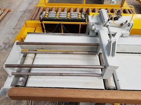 Alimentadores para el procesado de madera