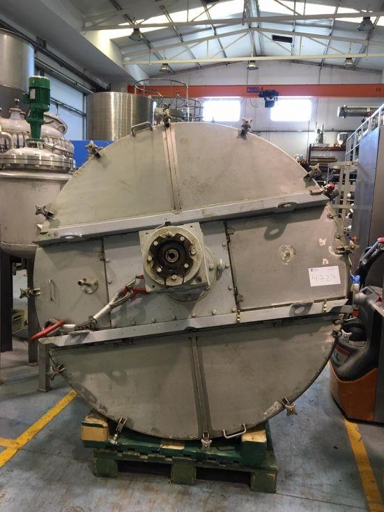Mezclador nauta heliconomix acero inoxidable de segunda mano
