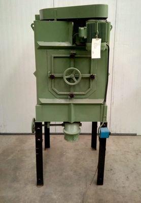 Mezcladora Vertical de Husillo