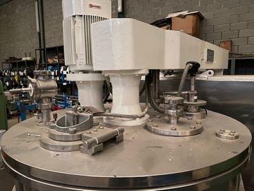 Mezcladora Planetaria Bachiller