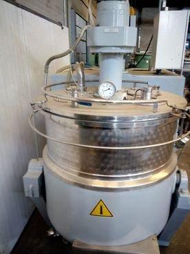 Mezcladora Bachiller Turbine Planetaria