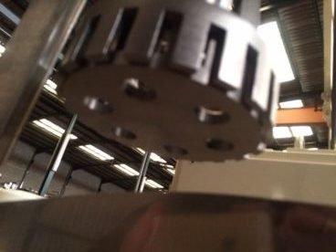 Mezcladora Inox Turbine Complet Process