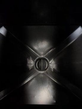 Depósito en Inox 15 / 715 Capacidad ±1.500 Litros