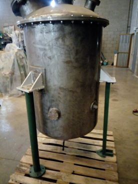 Reactor Inox Sin Doble Fondo