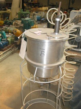 Reactor Inox Sin Doble Fondo 17 / 185