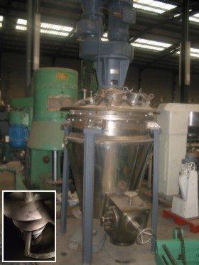 Reactor Inox Con Doble Fondo y Presion 17 / 162