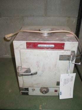 Estufa de Laboratorio