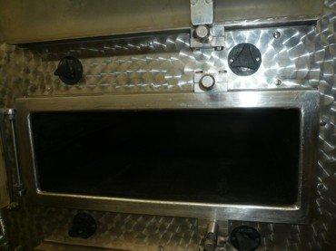 Estufa Esterilizadora 26 / 180 en Inox Con 12 Compartimentos