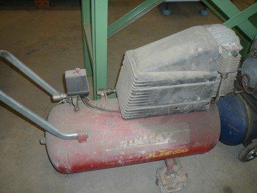 Compresor Calderin ±50 Litros