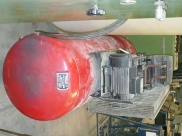 Compresor Calderin ±500 Litros