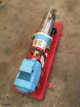 Motor Bomba Helicoidal
