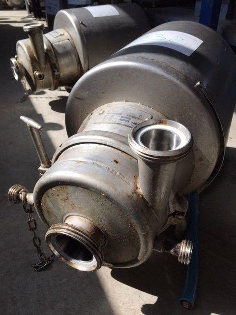 Bomba centrifuga felez s-20s acero inoxidable de segunda mano