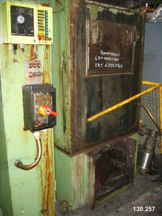 Brochadora vertical de interiores