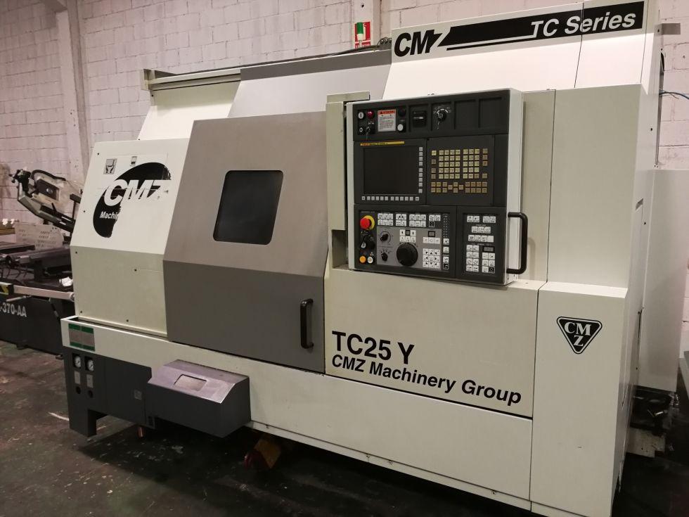 Trono CNC con eje Y