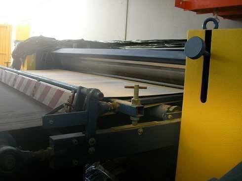 Maquina roller de recubrimiento ancho 1800mm