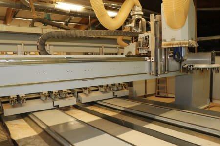 Centro de mecanizado CNC HOMAG PROFI BAZ 722/42/16/F/AP 5-Axis and Edge