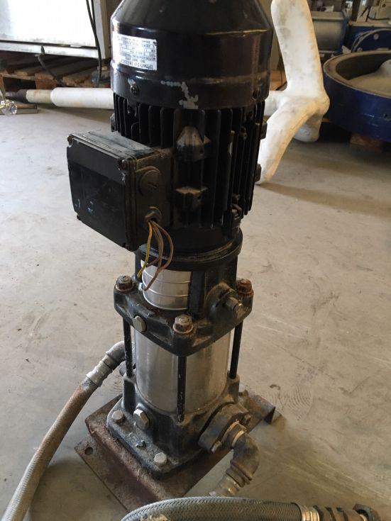 Bomba centrifuga nocchi vlr 2b-90 de segunda mano