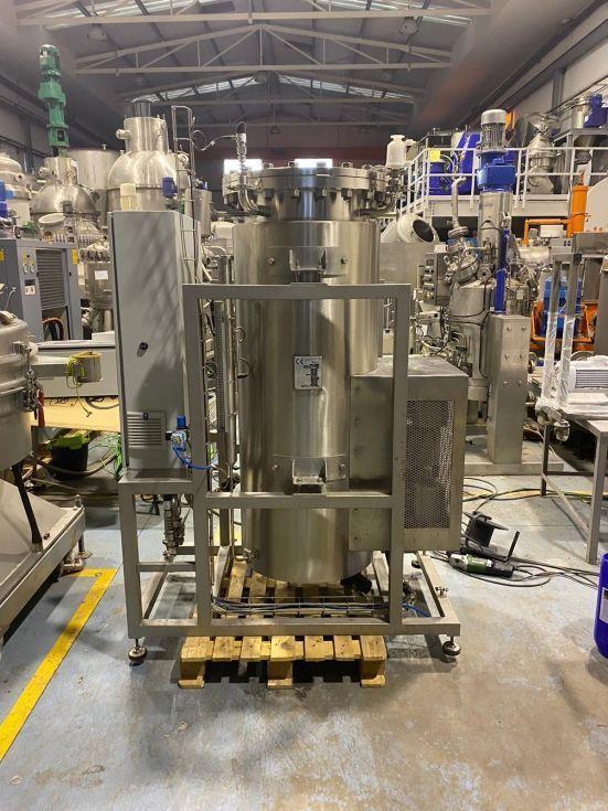 Caldera de vapor con resitencias electricas telstar gvp 129 e de segunda mano
