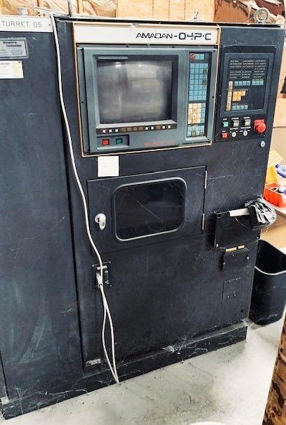 Punzón de torreta CNC
