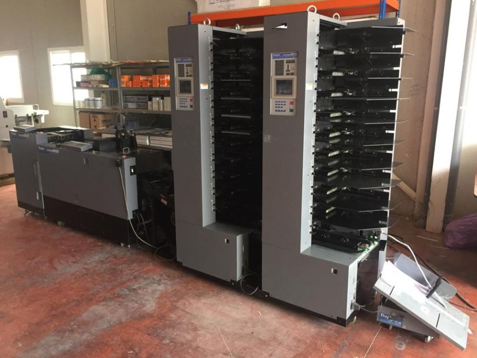ALZADORA Duplo System 4000