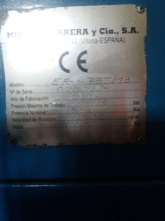 Compresor Betico