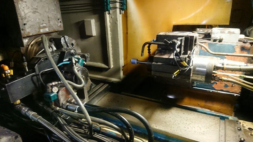 Rectificadora interiores CNC