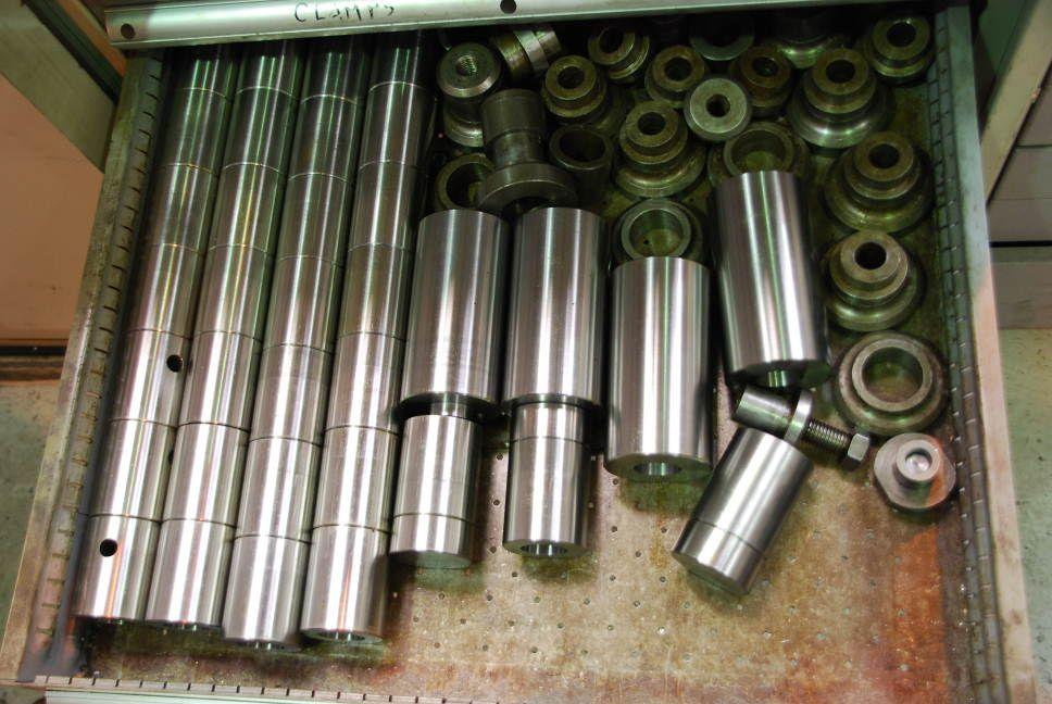Dorries CNC CTE 320 / 5100 Vertical borer 586 = Mach4metal