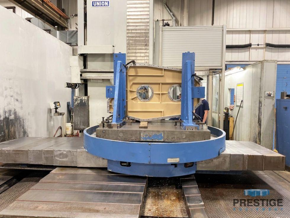 Taladro CNC de mesa