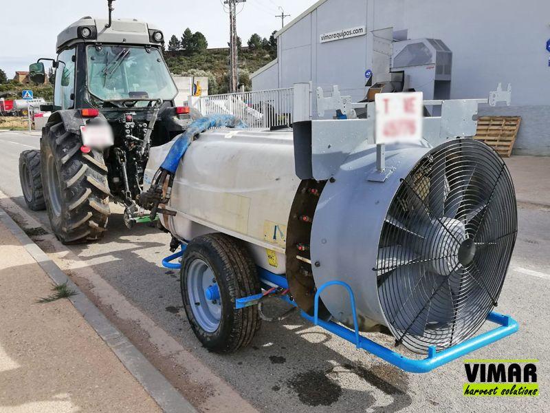 Atomizador Balleste de 1000 litros