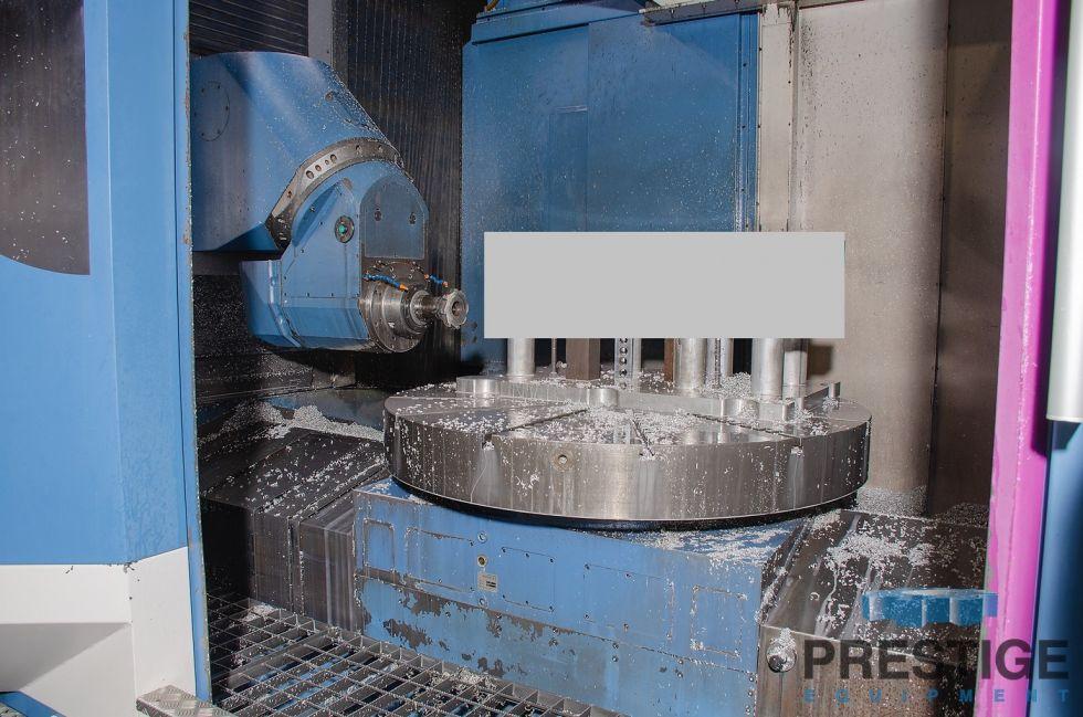 Centro de fresado y torneado vertical CNC