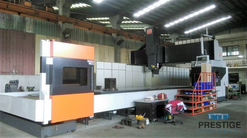 Centros de mecanizado vertical